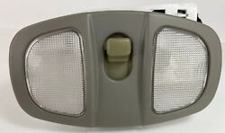 05 - 09 Chevy Equinox 02 - 07 Saturn Vue Overhead Dome Light Sunroof Switch Gray