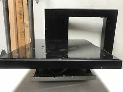 Complete Anajet Mp5i Dtg Printer Print Table And Ring Plus Bracket Tested Good