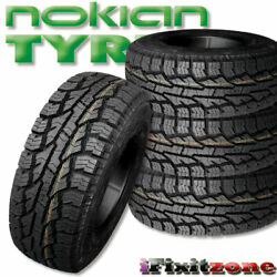 4 Nokian Rotiiva At 225/70r16 107t Xl All Terrain+all Season Tires For Truck/suv