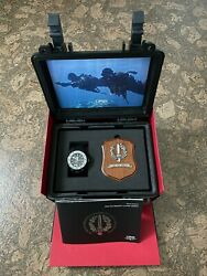 Oris Diver Military Sport Col Moschin Limited Edition Watch 1715/2000