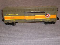 Real Winner Lionel 6464-450 Box Car. 1960's, Great Northern. A Crowd-pleaser