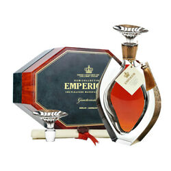 Emperior Guatemala Rum Collection 1x70cl 40 Decanter High Quality Guatemala