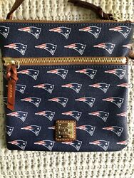 Dooney and Bourke crossbody For All The Patriot Fans Excellent Condition $45.00