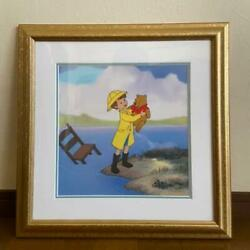 Disney Winnie The Pooh Cell Painting Limited Editions Spring Summer Autumn