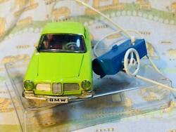 Things At That Time Made By Ichiko Bmw Tinplate Remote Control Complete Work
