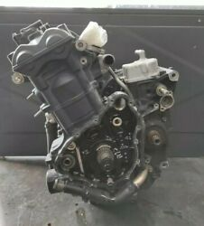 Engine Triumph Street Triple 765 S 2017 19 With 10425 Km Working And Guaranteed