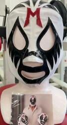 Mill Mascaras Professional Wrestling Mask For Matches With Official Tags