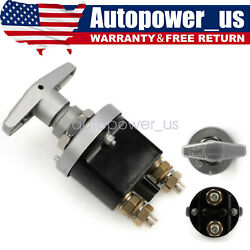 1500a Battery Switch Isolator Disconnect Power Kill Cut Off Marine Boat Car