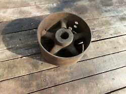 Hit Miss Engine Tractor Ihc Fairbanks Morse Stover Fuller Johnson - Cast Pulley