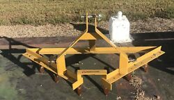 One Row Cultivator Implement County Line Used Twice Extra Points And Shanks