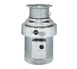 In-sink-erator Ss-200 2 Hp Stainless Commercial Disposer With Mounting Gasket