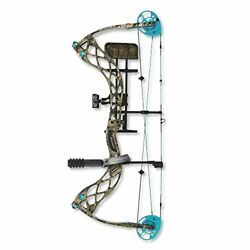 Diamond Archery Carbon Knockout Compound Bow - Breakup Country - 50 Lbs Left ...