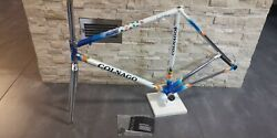 Colnago Master X-light Mapei Limited Ed Steel Road Bicycle Frameset Frame 53 New