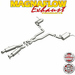 Magnaflow Dual Exhaust System 2012-2021 Jeep Grand Cherokee 6.2l And 6.4l