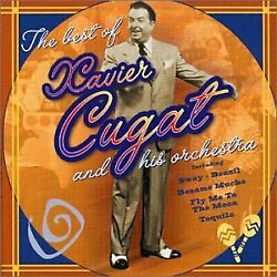 Xavier Cugat And His Orchestra - Best Of Xavier Cugat And His Orchestra - Cd New