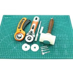 Double-sided Pvc Cutting Mat Professional Self-healing Rotary Blade Compatible