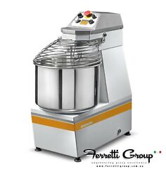 20kg Spiral Mixer - Variable Speed - Made In Italy
