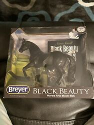 Breyer Black Beauty Book and Horse Toy Set 6178