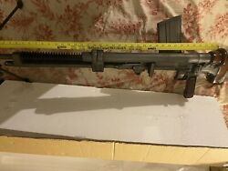 Japanese Type 97 Mg Resin Replica W/bipod And Mono Pod And Scope New In Box