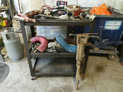 Air Jack Hammer 90lb 45lb And Other Pneumatic Equipment
