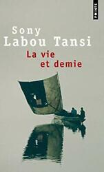 La Vie Et Demie Points French Edition By Sony Labou Tansi Brand New