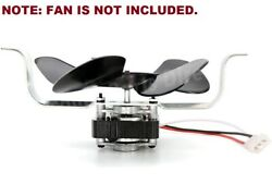 97012248 Range Hood Fan Motor And Blade Replacement For 99080492 1172615 97005161