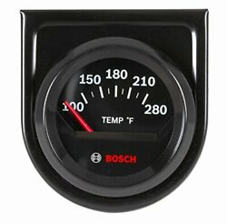 Actron Sp0f000049 Bosch Style Line 2 Electrical Water/oil Temperature Gauge ...