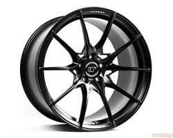 Vr Forged D03-r Set Wheels Brushed 20x9 For Your Mustang Gt/shelby Gt350 15-21