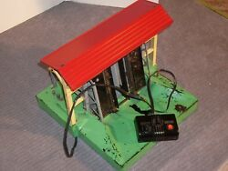 Viintage Lionel Log Loader 164 With Controller. Great Operational Accessory