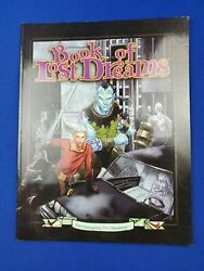 Book Of Lost Dreams Ww7302 - Changeling The Dreaming - White Wolf - Rpg