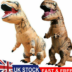 Inflatable T-rex Dinosaur Costume Suit Outfit For Party Cosplay For Adult