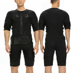 Gym Use Electric Ems Muscle Stimulator Body Relaxation Slimming Fitness Suit