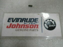 Genuine Omc Evinrude Johnson 300771 Impeller Pin Oem New Factory Boat Parts