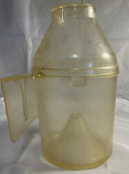 Camp Running Water Minnow Trap Vintage Used J169