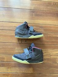 Nike Air Yeezy 2 Nrg Solar Red 2012 - Size 12