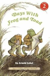 Days With Frog And Toad Turtleback School And Library By Arnold Lobel