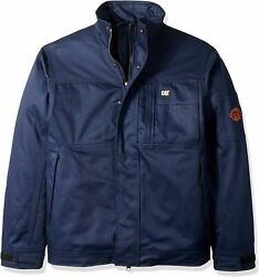 Caterpillar Menand039s Flame Resistant Insulated Jacket