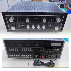 Sansui Au-111 Vacuum Tube Integrated Amplifier Working Stereo From Japan