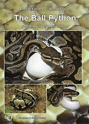 The Ball Python Care, Breeding And Natural History, By Andreas Kirschner Vg