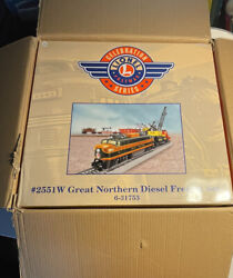 Lionel6-31753 Great Northern Diesel Freight Set. Factory Sealed Nib Mint 🚂