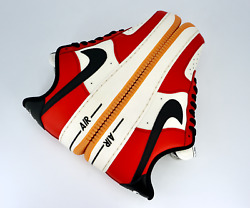 """Nike Air Force 1 Low - By You - """"chicago 23's Af1"""" Aq3778-994 Men's Size - 10"""