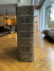 1683 Holy Bible Cambridge Printed By John Hayes