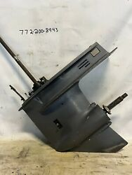 Yamaha Outboard F30 F40 Lower Unit Gearcase 67c-45300-00-4d