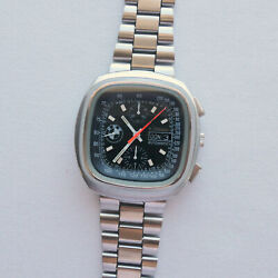 Bmw Classic Motorsport Racing Sport Car Accessory Automatic Chronograph Watch