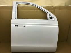 2018 2019 2020 2021 Ford Expedition Right Side Front Door Shell Frame Oem White