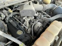 Used 99 Ford F250 V10 6.8 Gas Liftout Engine 212k Outright Shipped Video30252