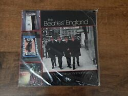 The Beatles' England Soft Cover Book Sealed In Plastic Wrap 910 Press 1982 139 P