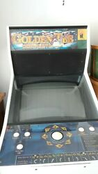 Golden Tee Complete Stand Up Video Game Arcade 29 Courses In Excellent Condition
