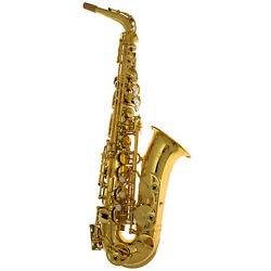 Brand New Yamaha Alto Saxophone - Yas 62 In Gold Lacquer - Ships Free Worldwide