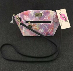 Luv Betsey 💋by Betsey Johnson LBCALI Crossbody Tote Bag NEW $19.99